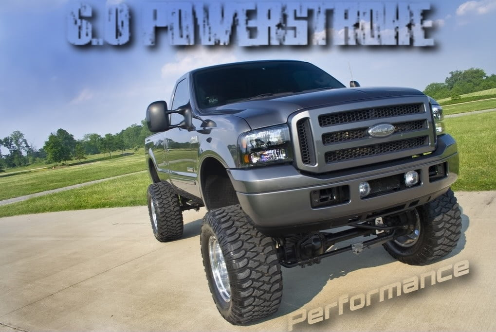 Best Upgrades For The 6 0L Powerstroke - DieselPowerUp