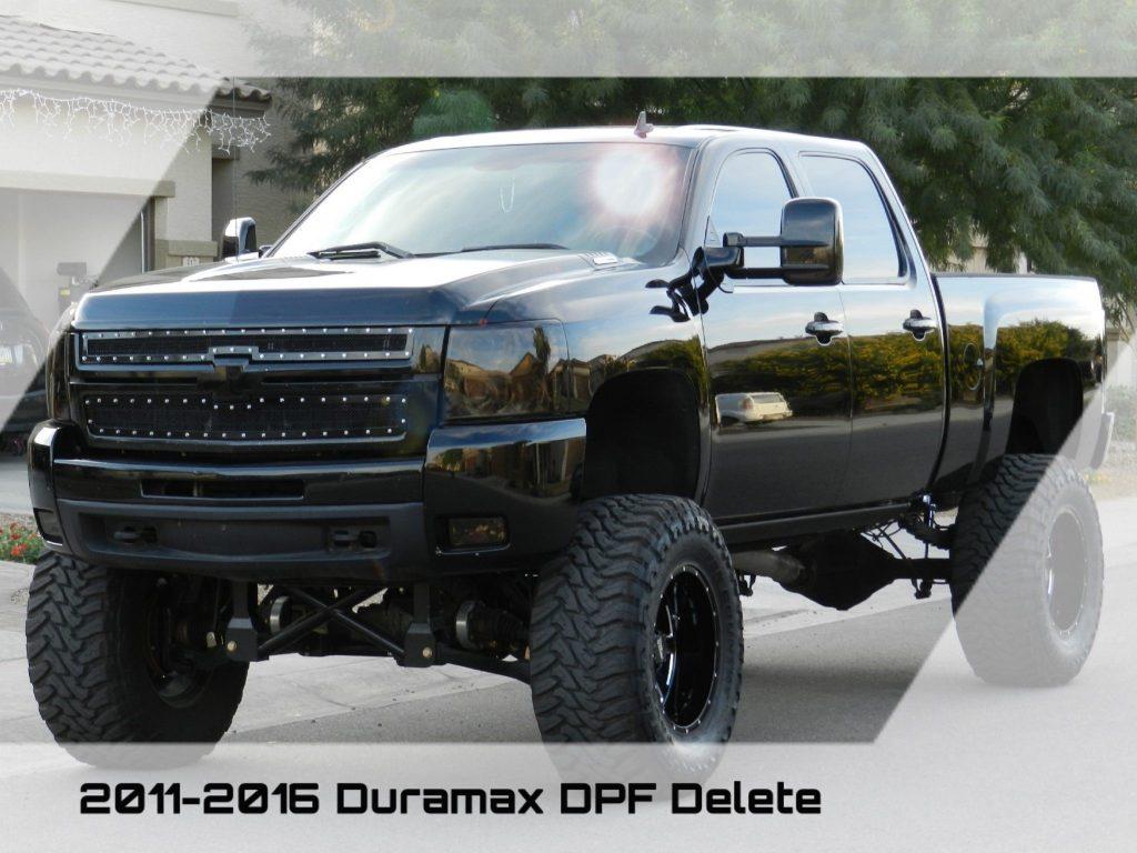 Duramax LML DPF Delete Kit - DieselPowerUp