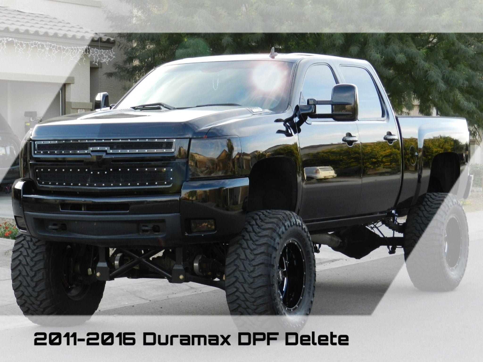 New EGR Delete Kit for GMC Sierra Chevy Silverado 2500 HD 6.6L