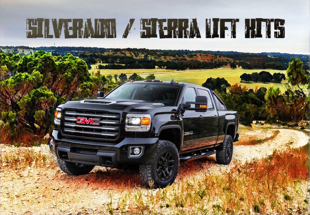 Lifted Chevy Silverado >> Best lift kits for the 2007-2017 Silverado and Sierra - DieselPowerUp