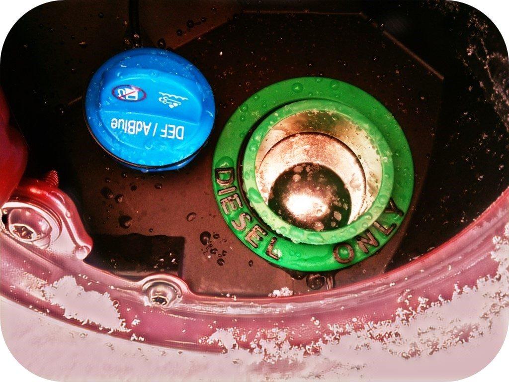 dodge ram missing fuel cap