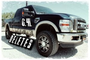 6 4L Powerstroke Delete Kits | DPF and EGR - DieselPowerUp