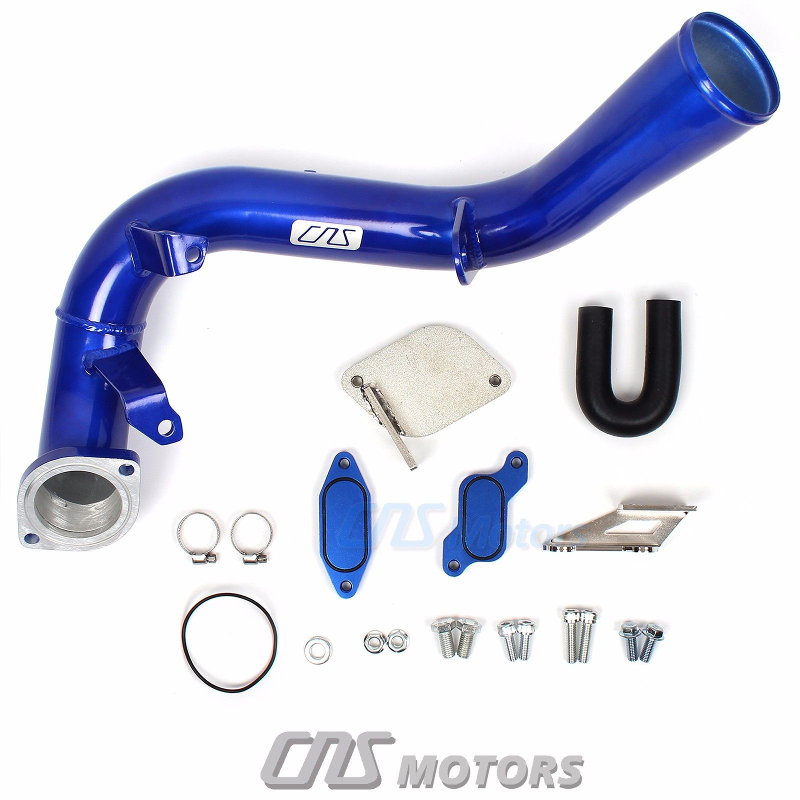 EGR Cooler Delete Kit Intake Elbow Tube 05.2007-2010 Chevy GMC 6.6L Duramax LMM