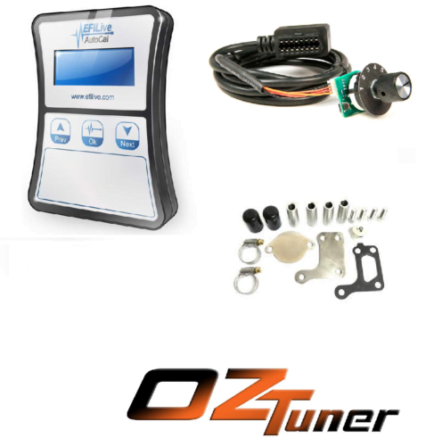 OZ Tuner and EGR Delete Kit for GM Duramax Colorado/Canyon 2.8L Diesel 2015-2016