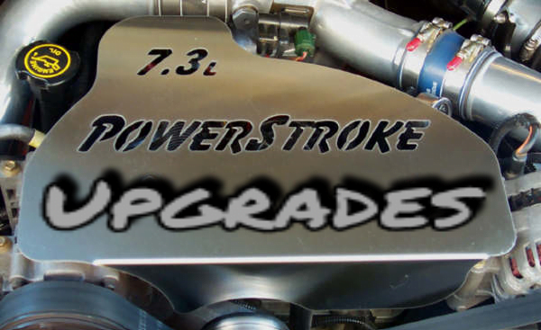 Best Upgrades for 7.3L Power Stroke