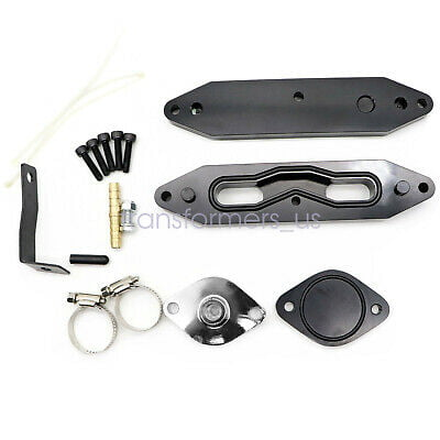 EGR Cooler Delete Kit for 11-16 Ford PowerStroke 6.7L