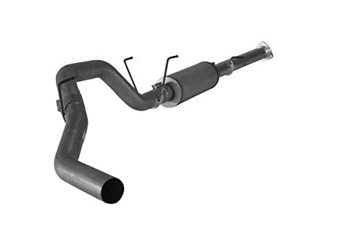 FLOPRO 1874 13-18 DODGE 6.7 DOWNPIPE BACK 4 WITH MUFFLER
