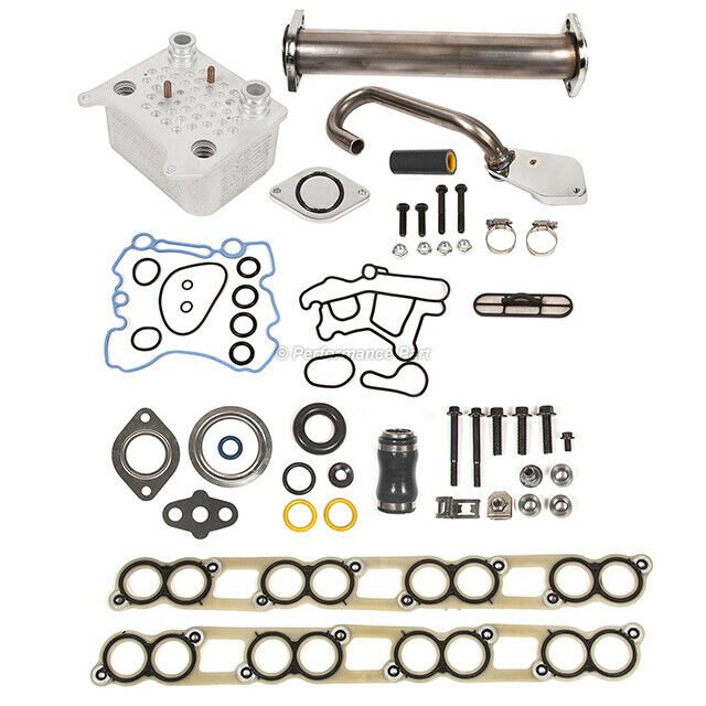 EGR Track Upgrade Kit for Ford 6.0L