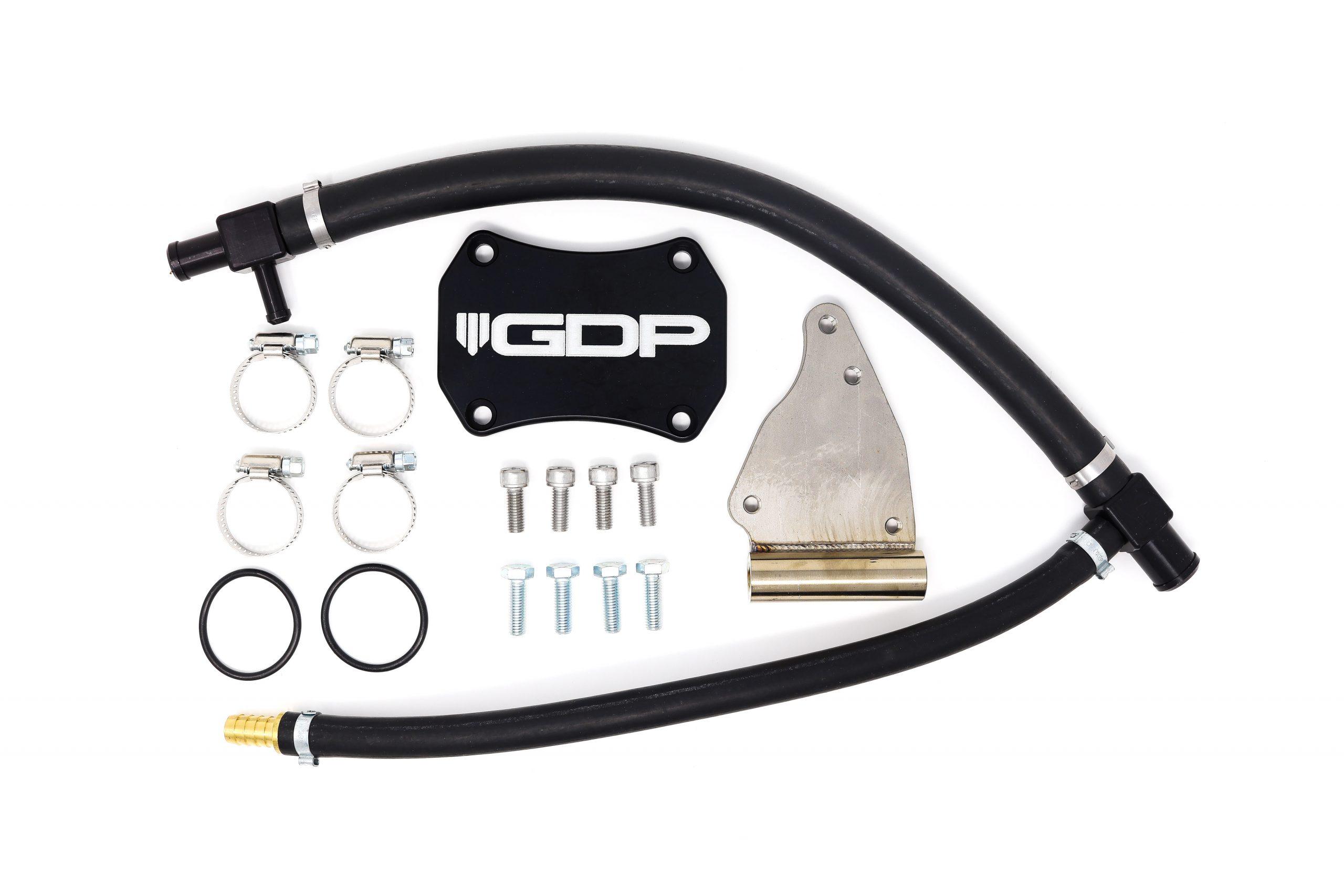 GDP EGR Cooler Kit for 11 - 16 GM LML Duramax